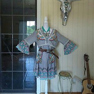Umgee Dress/Tunic